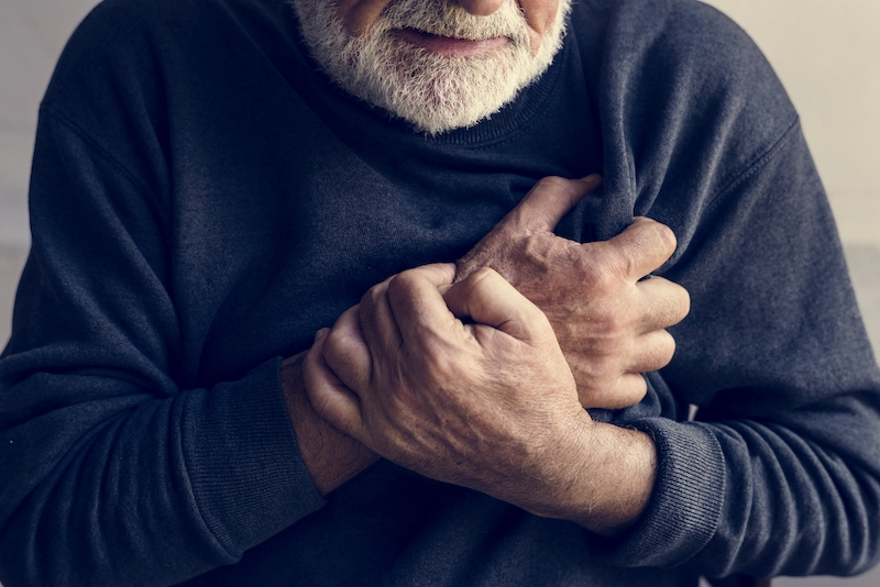 What would you do if you had or were with someone with severe Chest Pain?